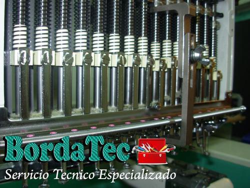 service // reparacion de bordadoras tajima y chinas
