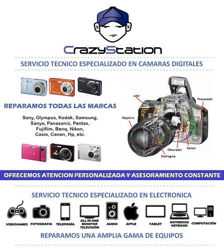 service reparacion de camaras fotograficas digitales video