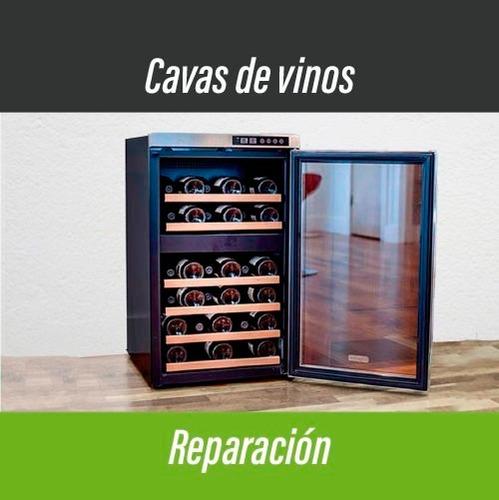 service reparacion de cavas para vinos vondom-wine-coolbrand