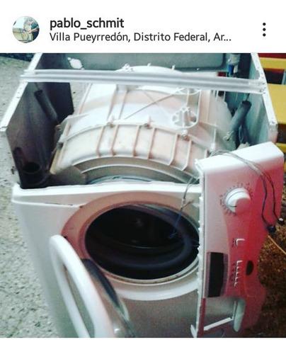 service reparacion lavarropas heladeras y aire acondicionado