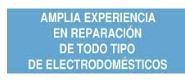 service reparacion lavarropas microondas