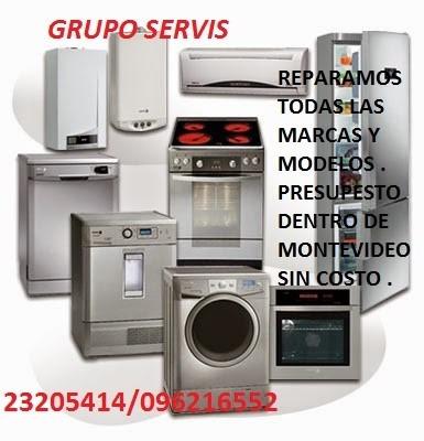 service: reparacion lavarropas,estufas,calefones,cocinas,etc