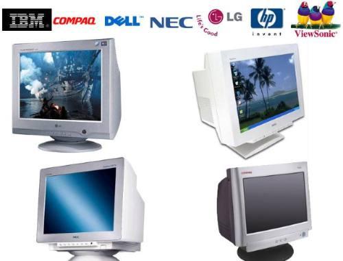service reparación monitor convencional ctr lcd led garantía