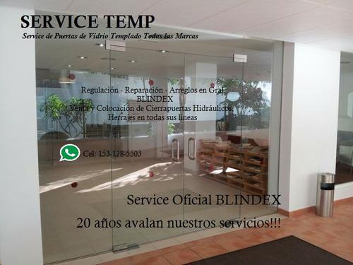 service reparación puertas blindex 1550202890/1531285503