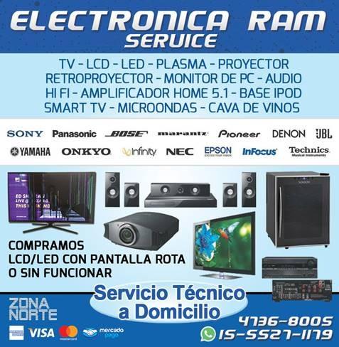 service reparacion tv led lcd smart samsung lg philips sanyo