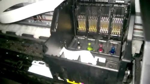 service servicio tecnico reparación de impresoras epson