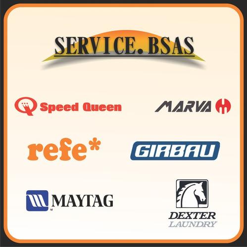 service speed queen maytag marva girbau dexter refe