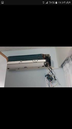 service ,tecnico instalacion  aire acondicioando