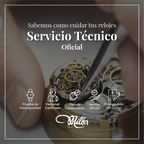 service tecnico oficial especializado en relojes.