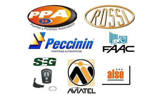 service y automatizacion de portones seg ppa vivaldi rossi