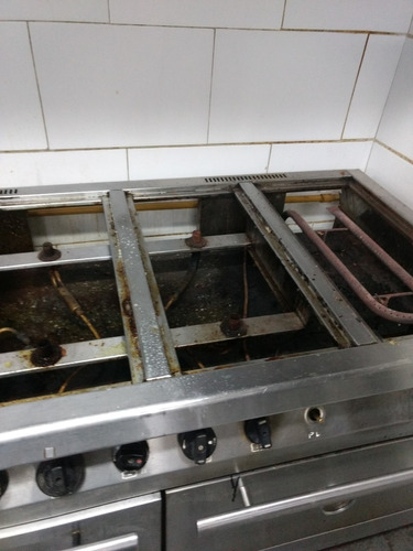 service y reparacion  freidoras horno campana cocinas indust