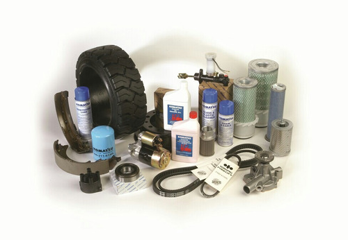 service y reparacion integral de autoelevadores y maquinaria