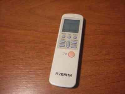 servicereparacion control remoto aire zenith - palermo