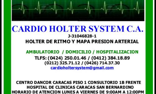 servicio a domicilio de holter ritmo y presion arterial mapa
