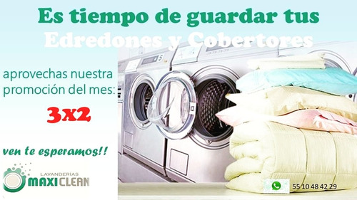 servicio a domicilio de lavandería