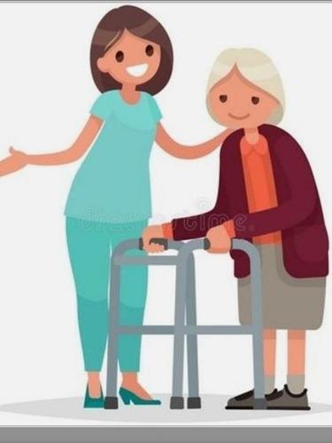 servicio acompañantes  adultos mayores y pacientes