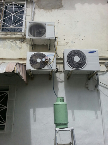 servicio aire acondicionado,