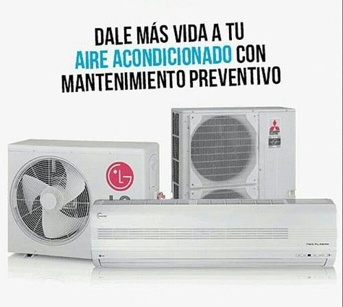 servicio aire acondicionado instalaciones