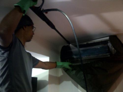 servicio aire reparacion