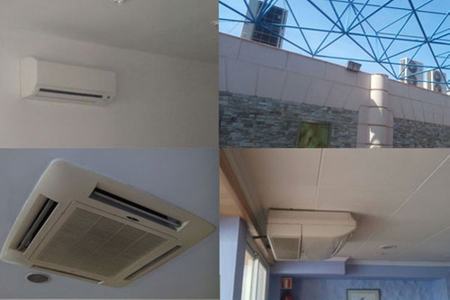 servicio aire reparación