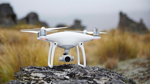 servicio alquiler drone phantom 4 - full hd - 4k