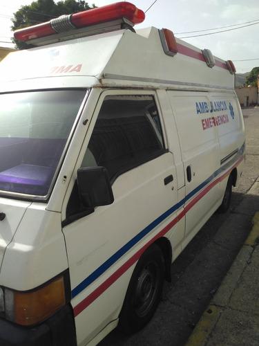servicio ambulancia 24 horas