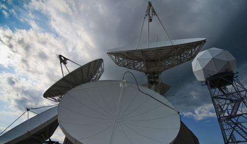 servicio antena satelital