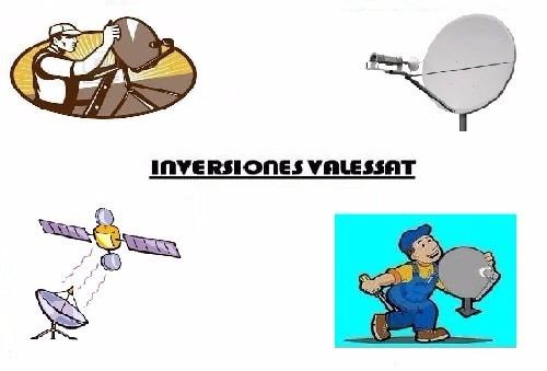 servicio antenas satelitales