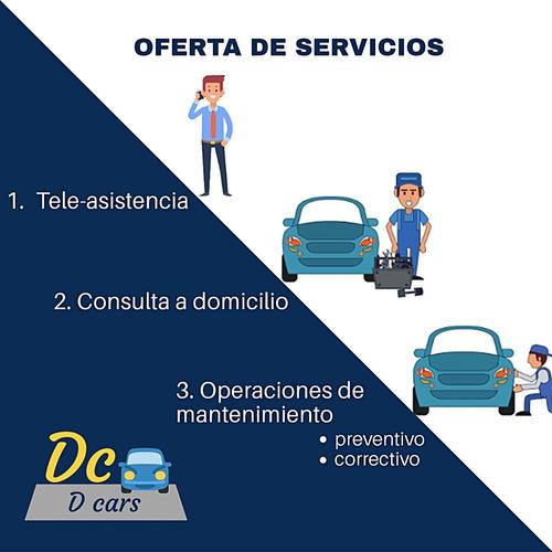 servicio automotriz a domicilio