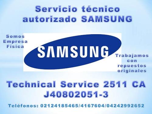 servicio autorizado neveras lavadoras secadoras samsung