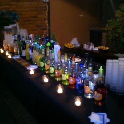 servicio barra eventos