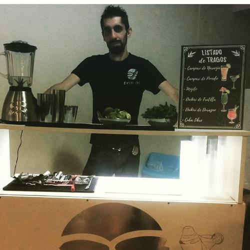 servicio bartender profesional