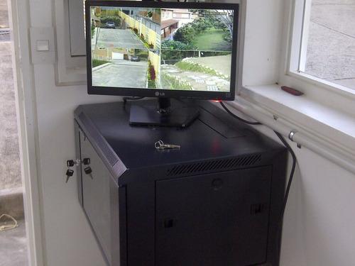 servicio cámaras seguridad reparación