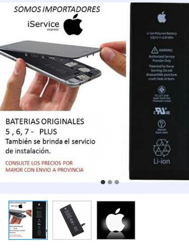 servicio cambio de bateria iphone todos los modelos i