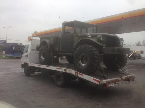 servicio camión grúa