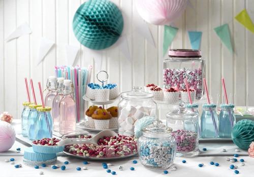 servicio candy bar personalizado,  mesas tematicas,