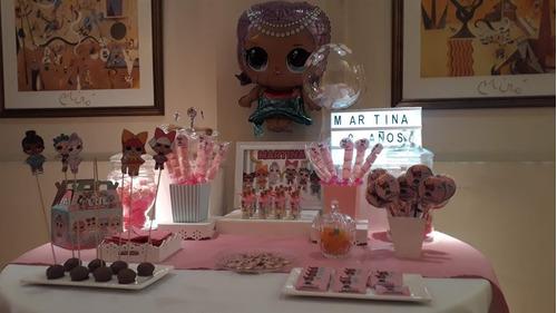servicio candy bar personalizado,  mesas tematicas, candybar