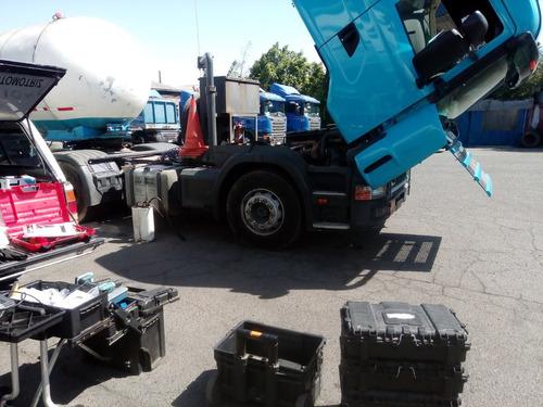 servicio carga - reparación - repuestos aire acondicionado