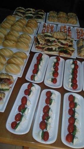 servicio catering eventos mozos personal viandas saludables