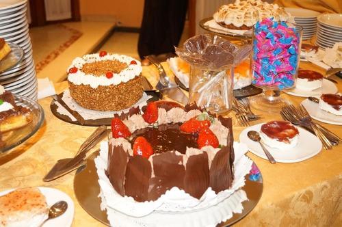 servicio catering- fiestas