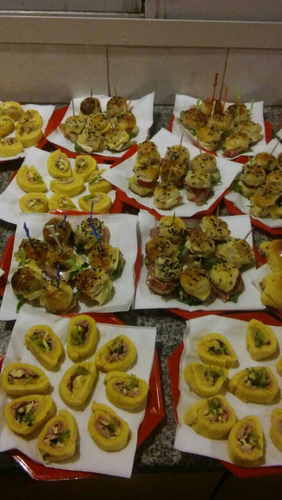 servicio catering lunch