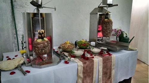servicio catering shawarma express para eventos