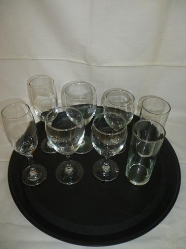 servicio coffe break alquiler copas agua-vino-champagña