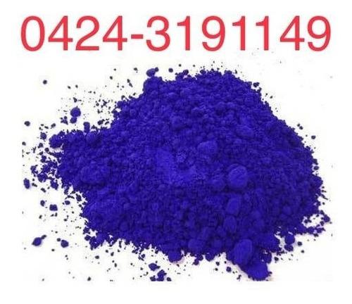 servicio color liposoluble pigmento colorante azul ultramar