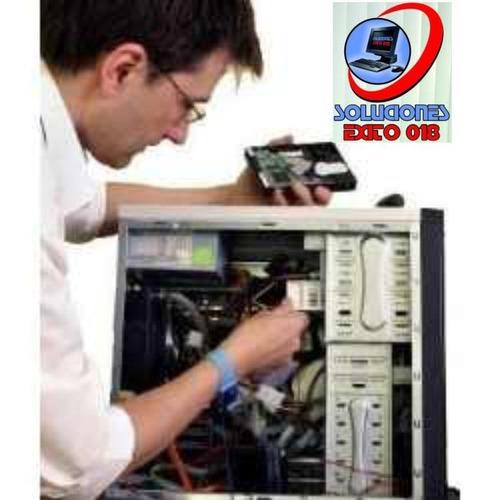 servicio computadoras reparacion