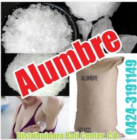 servicio con tienda astringent antiseptic piedra de alumbre