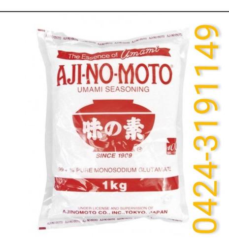 servicio condiment sal china ajinomot glutamat monosodic