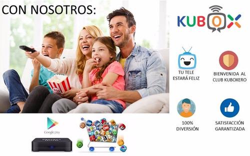 servicio convertidor tv box conf + inst apps + clase demostr