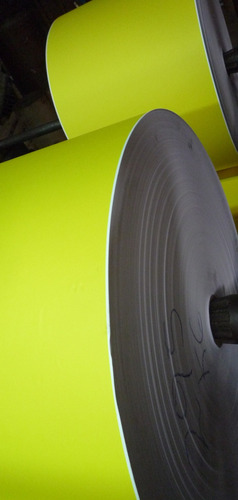 servicio corte rebobinado bobina papel rollos duplex kraft