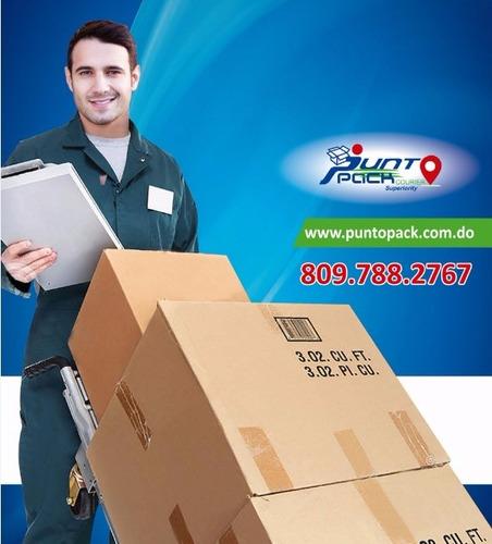 servicio courier para compras por internet punto pack